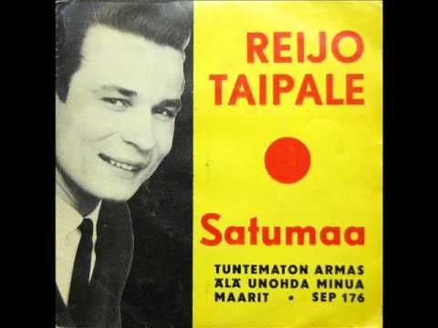 ▶ Laulu: Reijo Taipale - Satumaa (orig 1962) (YouTube)