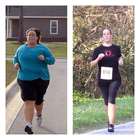 Бег без диеты поможет похудеть