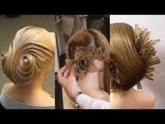 Increíble Transformación del Cabello ••• Beautiful Hairstyles #1•••√Incredible Hair Transformation - YouTube