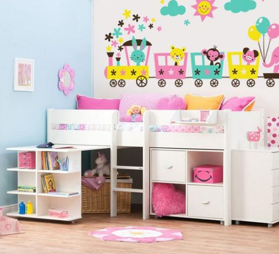 42 best murales infantiles y papeles pintados images on - Puzzles decorativos ...