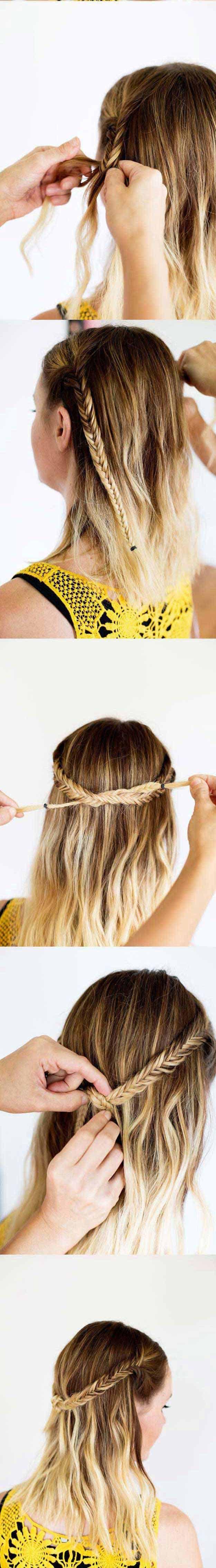 347 best Hairstyles for Medium Length Hair images on Pinterest