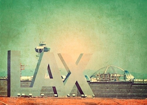 is it weird I miss LAX? It's basically home to me!