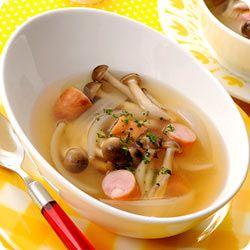 Maggi ウインナーときのこの洋風野菜スープ (ネスレ日本 マギー)