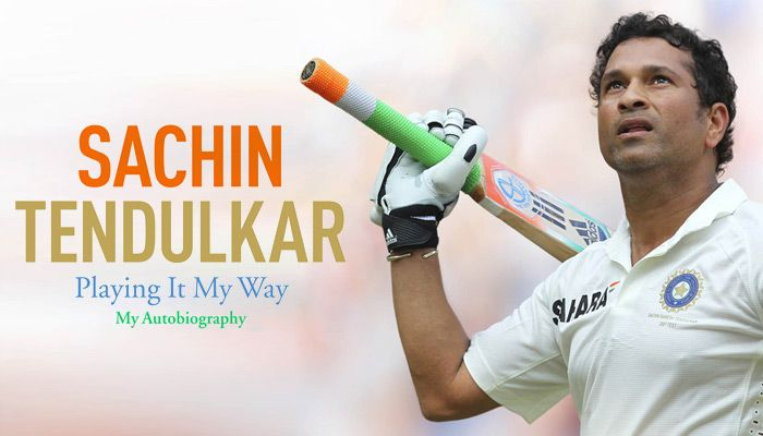 Sachin Tendulkar New Book Playing It My Way free download online