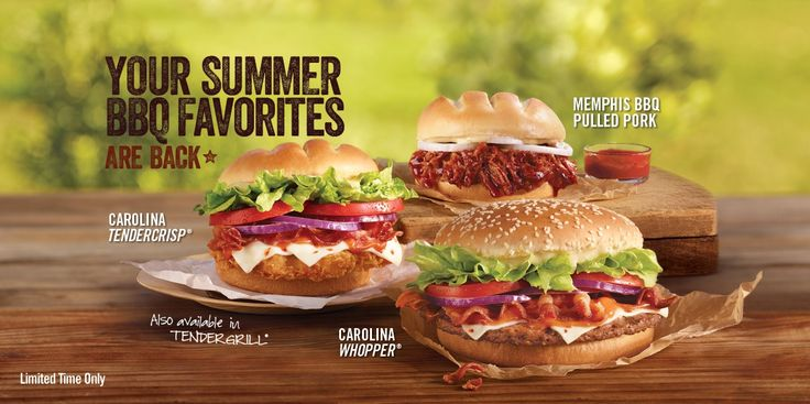 News: Burger King Summer Menu Items | Man Reviews Food