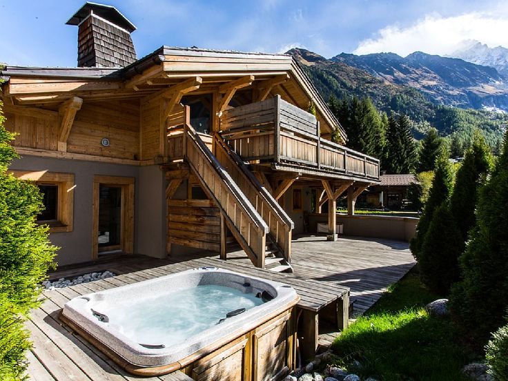 Location vacances chalet Chamonix Mont Blanc