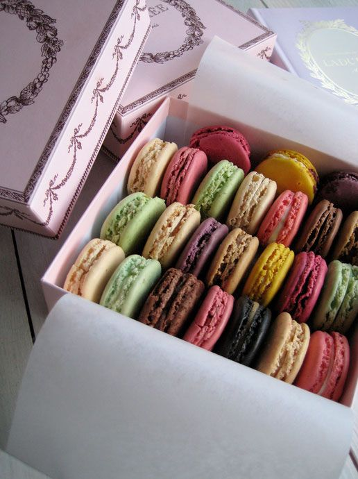 Ladurée macarons by o'holysweet! on Flickr