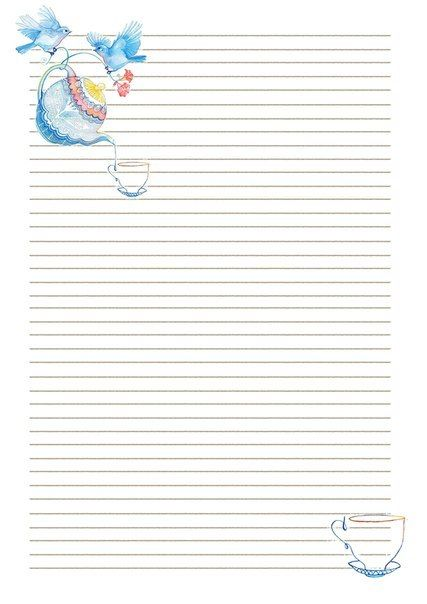 Best Stationery  Printables Images On   Stationery