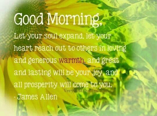 Good Morning!!   WORDS OF WISDOM   Pinterest