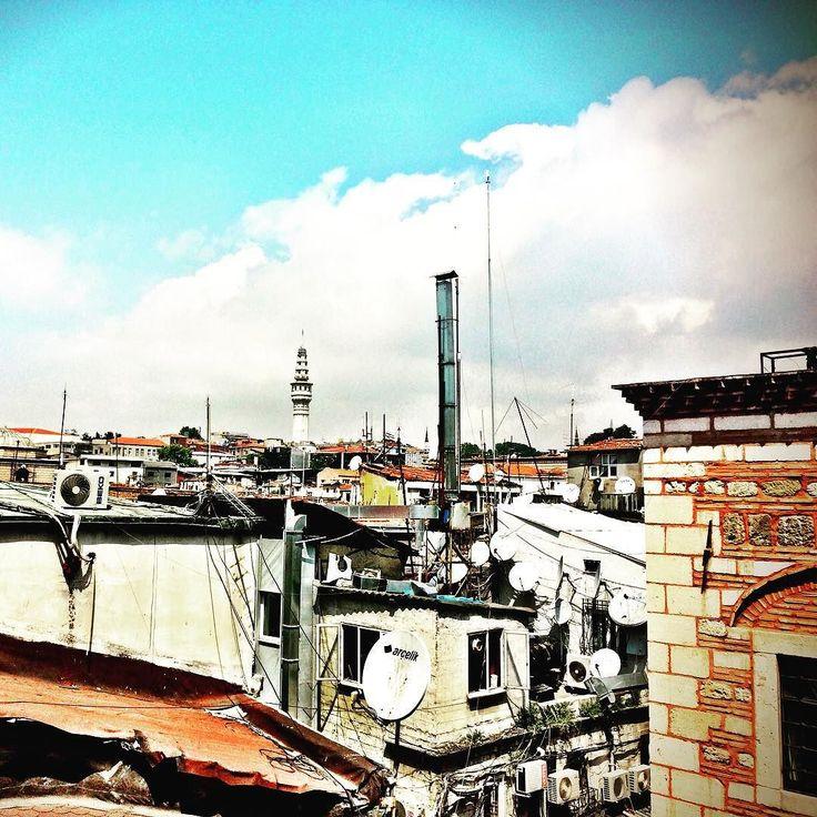 #istanbul #rooftop #citylife #istanbullife #istanbullovers #overthetop #travellover #rooftopview #latergram #ilovetravel