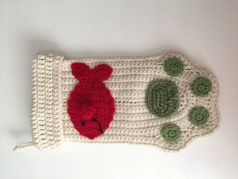 Quick & Easy Cat Christmas Stocking / Video Tutorial - YouTube
