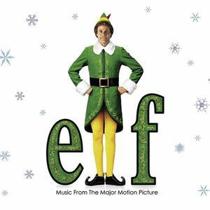 Various Elf - Music From The Major Motion Picture Vinyl LP