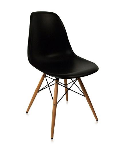 Control Brand Mid-Century-Inspired Eiffel Dining Chair, Black at MYHABIT