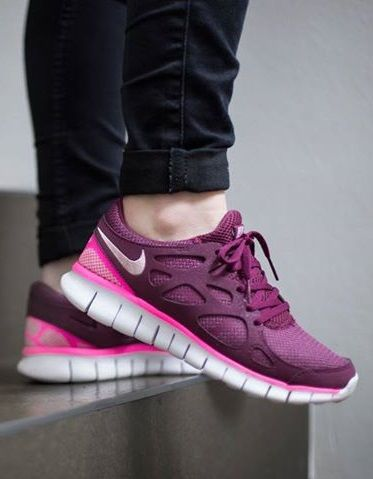 Nike Free Run 2 Robe Bordeaux
