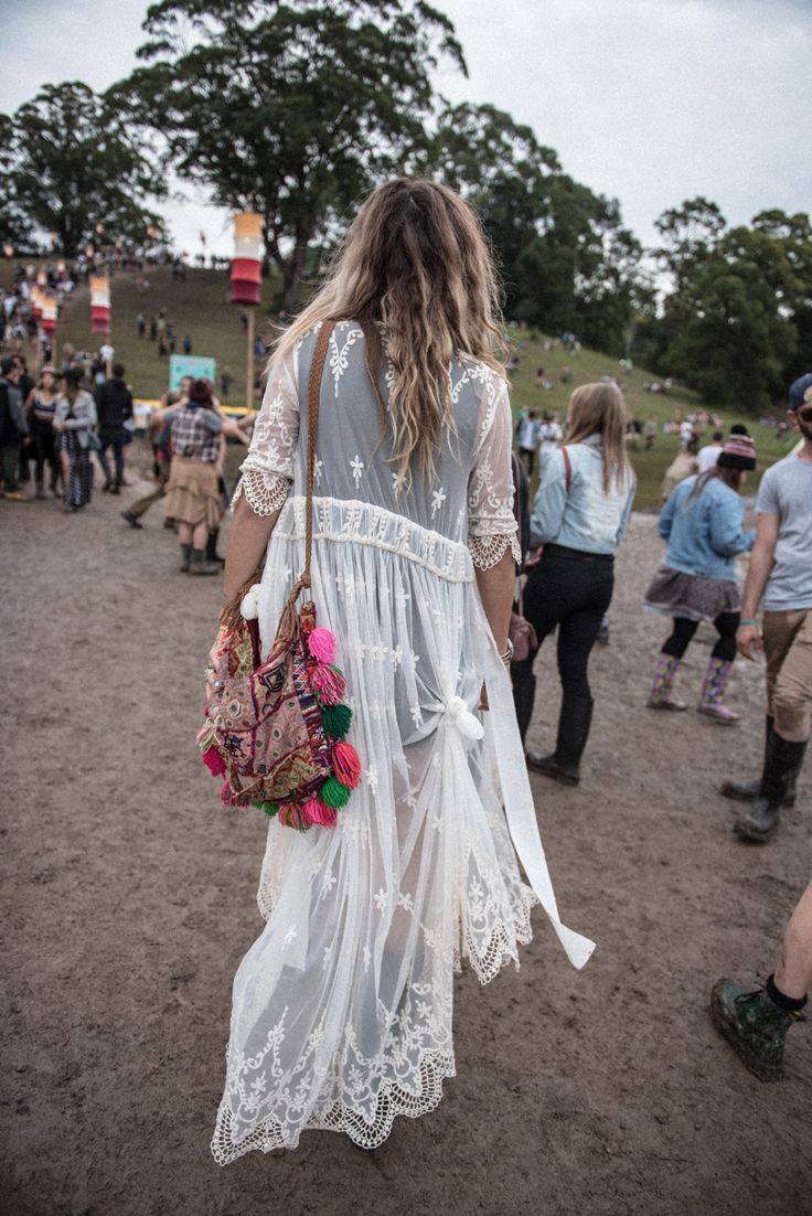 Festival Style at its best..