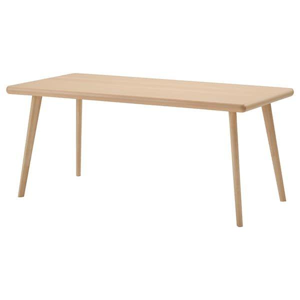 Markerad Table Hetre Bouleau Ikea Suisse In 2020 Ikea Tisch Ikea Esstisch Ikea
