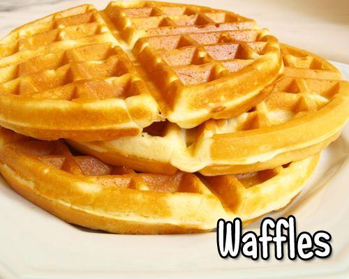 Receita de Waffle Americano - Waffle e servir de preferência com molho Syrup ou com o que mais agradar. Receita muito boa! Veja como fazer esta receita de Waffle Americano de forma simples e apetitosa! Confira a nossa receita e deixe-nos a sua opinião.