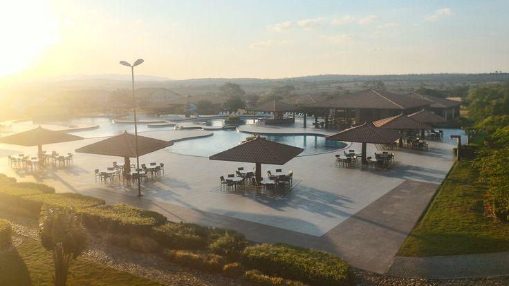 Pôr do Sol em hotel canarius - Gravatá/Pe