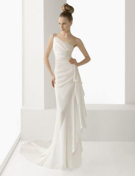 Vestidos novia corte griego