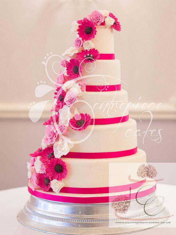 Best 25 Pink big wedding cakes ideas on Pinterest Gold big