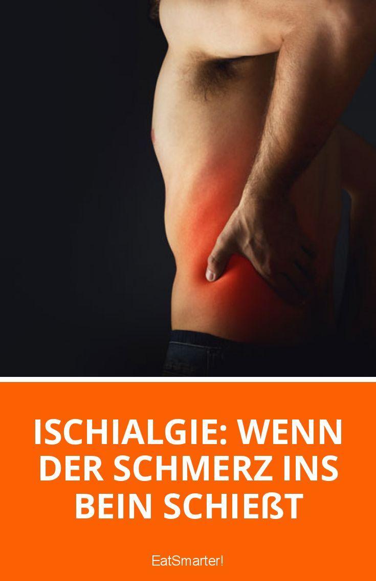 Ischialgie: Wenn der Schmerz ins Bein schießt | eatsmarter.de