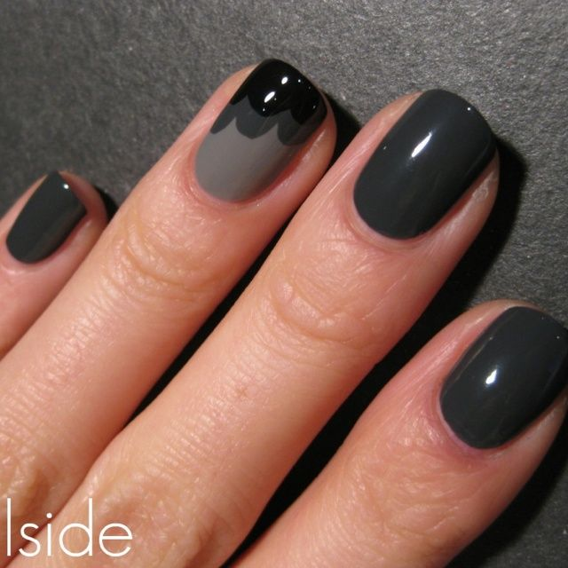 27 best Esmaltes images on Pinterest | Make up looks, Nail scissors ...