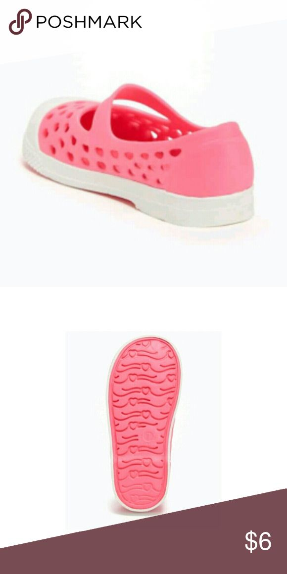 Old Navy Pink Slip-ons for Girls Cute and comfortable slipons .  in excellent condition  wore once Old Navy Shoes Slippers