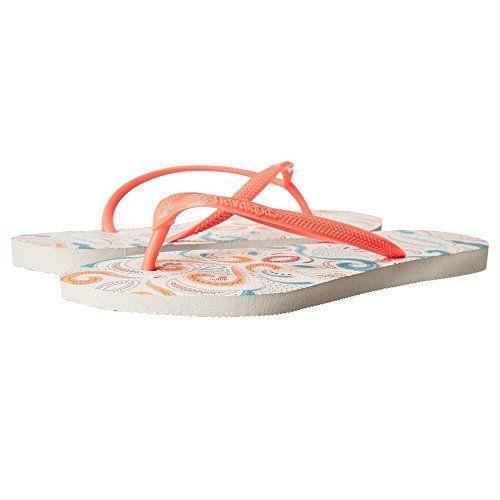 (ハワイアナス) Havaianas レディース シューズ・靴 サンダル Slim Lace Flip Flops 並行輸入品  新品【取り寄せ商品のため、お届けまでに2週間前後かかります。】 表示サイズ表はすべて【参考サイズ】です。ご不明点はお問合せ下さい。 カラー:White/Coral 詳細は http://brand-tsuhan.com/product/%e3%83%8f%e3%83%af%e3%82%a4%e3%82%a2%e3%83%8a%e3%82%b9-havaianas-%e3%83%ac%e3%83%87%e3%82%a3%e3%83%bc%e3%82%b9-%e3%82%b7%e3%83%a5%e3%83%bc%e3%82%ba%e3%83%bb%e9%9d%b4-%e3%82%b5%e3%83%b3%e3%83%80-6/