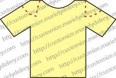 O que você pode fazer com uma camiseta e uma tesoura? O que sua imaginação mandar! Existem inúmeras formas de cortar uma camiseta e customizá-la. Separei aqui 10 tipos de cortes para você transformar sua camiseta, é claro que são apenas ideias. A partir destes modelos você pode criar o seu e mistu