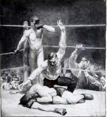 George Wesley Bellows (Columbus, Ohio, 12 augustus 1882 - New York, 8 januari 1925) was een Amerikaans kunstschilder en lithograaf. Hij wordt gerekend tot het Amerikaans realisme en was verwant met de Ashcan School.