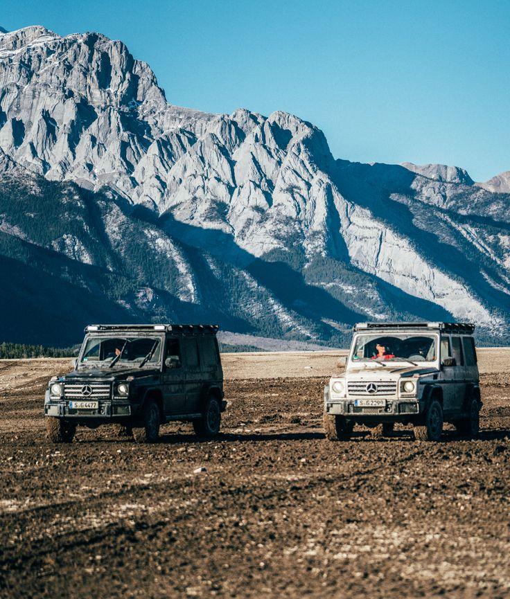 A new adventure mercedes benz g class for Mercedes benz horn