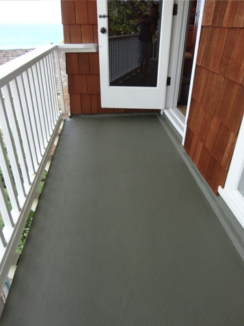 Awesome Waterproofing Balcony Floor