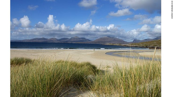 Luskentyre Beach, Scotland