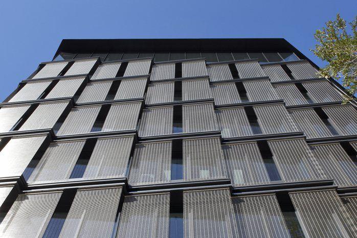 Cuatrecasas, Gonçalvez Pereira Lawyers Headquarters, Madrid, 2012 - GCA Architects, Antonio Ruiz Barbarin