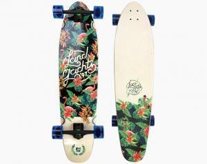 Landyachtz Maple Ripper Tropical - Longboard Sklep LONGBOARDY.PL oferujący asortyment longboardowy online i w sklepach w Polsce - longboardshop
