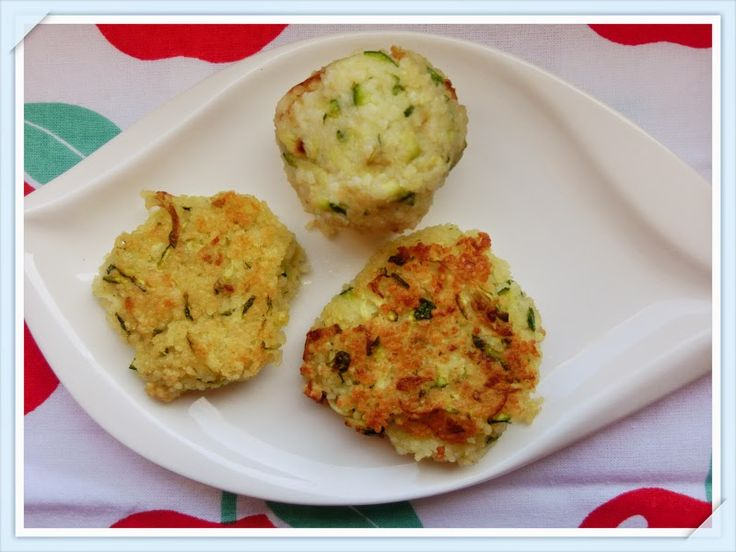 Für Babys kochen - leicht gemacht: Zucchini Couscous