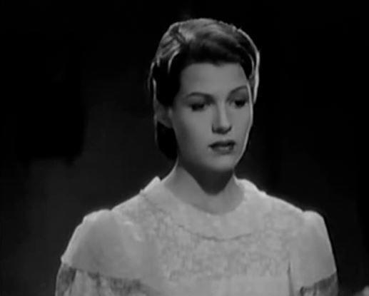 Rita Hayworth in ''Renegade Ranger'' 1938