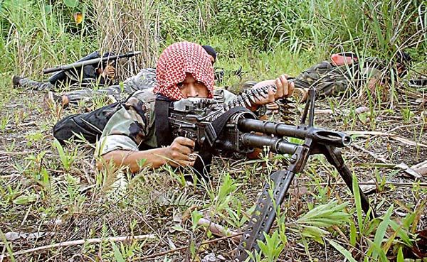 "BBL: Islamic state coming to Mindanao? - MNNOnline.org - June 9th, 2015 Moro Islamic Liberation Front militant (Photo, caption)  ""Part of the objective is to have a caliphate there that would include part of Mindanao and then part of Indonesia, but [it] would probably be a lot broader than that,"" Van Valkenburg says.   In 2013, Muslim extremists killed a Christian pastor trained by one of this director's Bible schools. Two of the pastor's daughters, ages 6 and 8, were also murdered."""