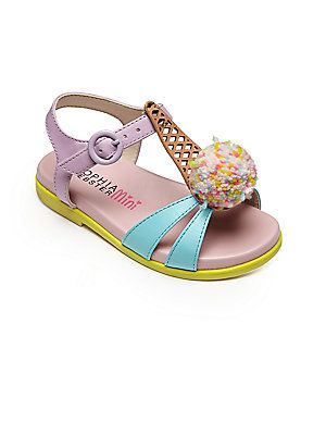 Sophia Webster Baby's, Toddler's & Kid'sLoni Open Toe Ice Cream Po