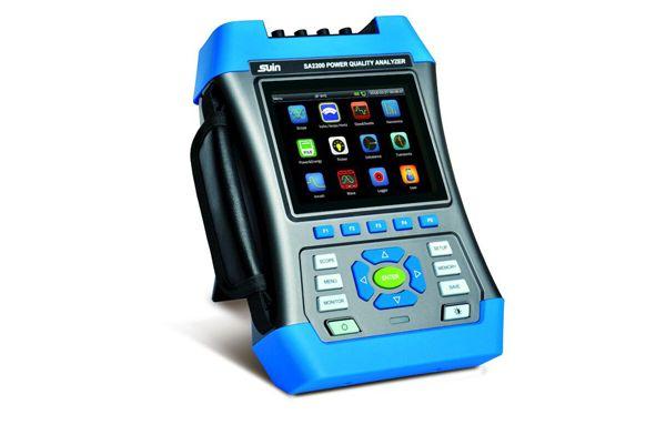China Sa2200 Power Quality Analyzer Class A Power Quality Analyzer Portable Power Quality Data Analysis Power Current Transformer Portable Power