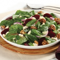 For the last cold days: Roasted beetroot & feta winter salad submitted by Snap Fresh Foods, New Zealand on LoveMySalad.com