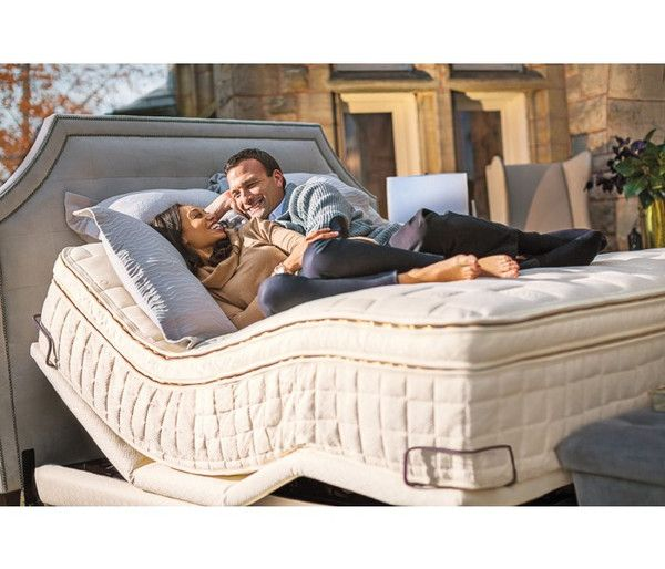 Naturepedic Conductor Organic Adjustable Bed