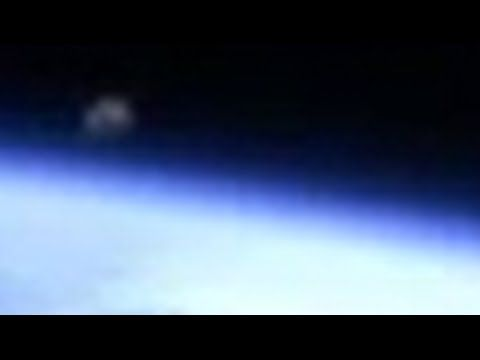 NASA Cuts ISS Live Feed As 'UFO' Appears: A strange grey UFO has caused a stir in the conspiracy community after NASA caught the object on its live feed camera and then promptly cut the feed as soon as it appeared. The object is seen coming over the horizon and then disappearing just moments later as NASA cuts the feed and switches to another of the cameras. The event took place on 15 January 2015.(click link for full story)