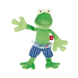 Grasp toy frog