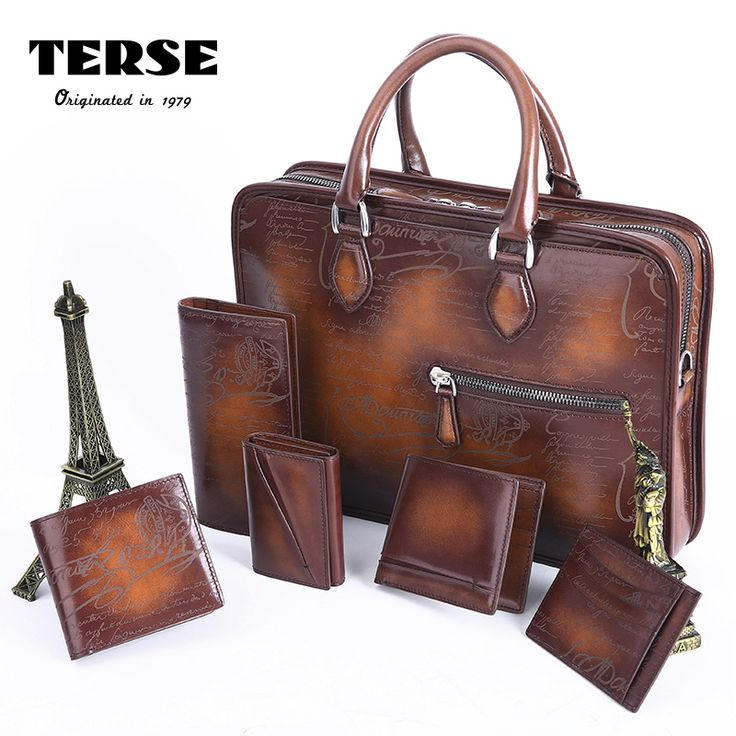 330 best handmade leather men bag briefcase images on Pinterest ...