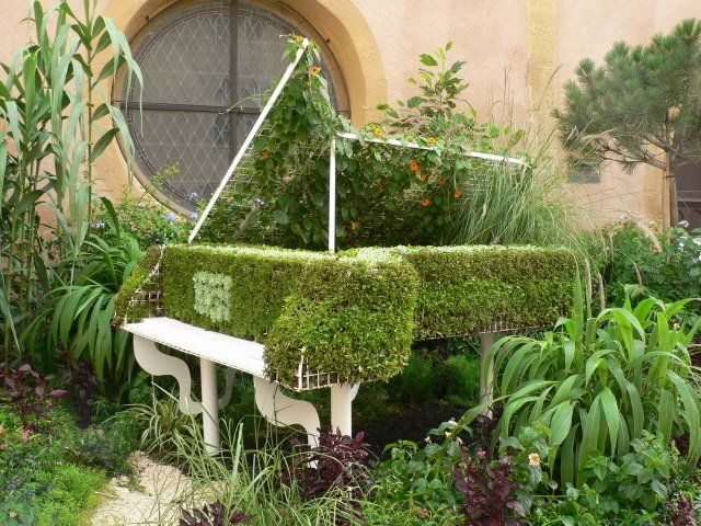 If Scott Drayco were a gardener, this is what he'd want in his garden.