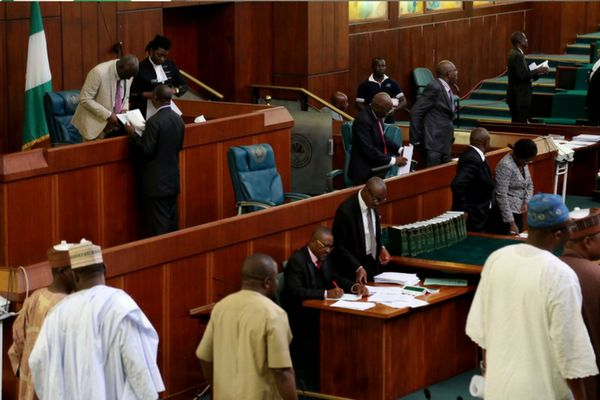 Reps screen $15m Ebonyi State's external borrowing plans: The House of Representatives' Committee on Aids, Loans and Debt Managementon…