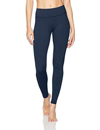 a092da2381a Danskin Women s Plus Size Signature Wide Waist Yoga Ankle Legging ...