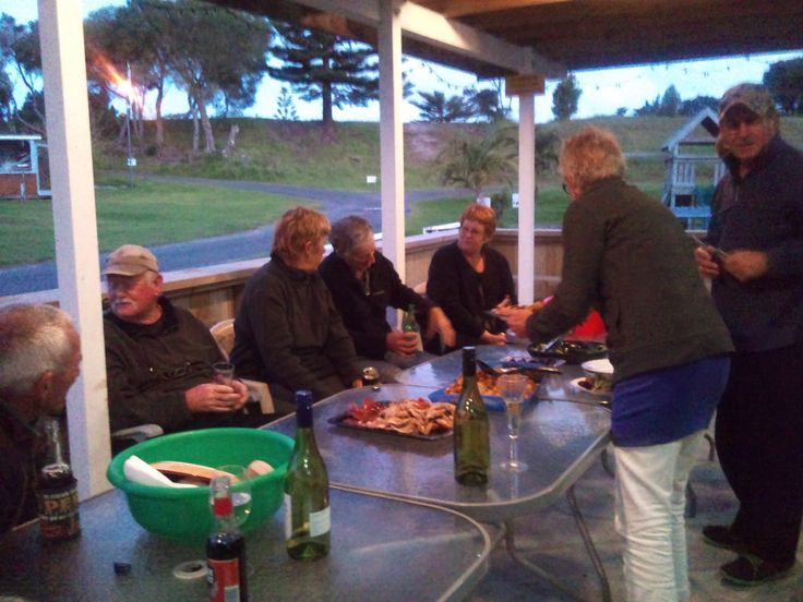 Sharing a dining experience with friends is my very favourite thing, feeding strangers is always fun, While staying in a campground i never had a shortage of folks willing to taste test my recipes