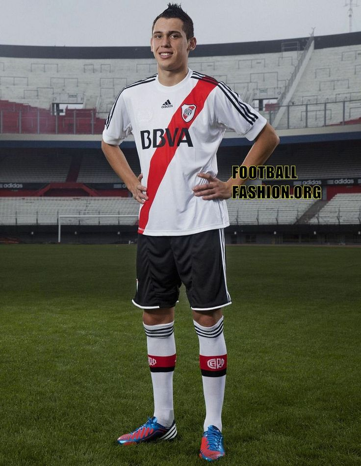 River Plate adidas 2012/13 Home and Away Jerseys